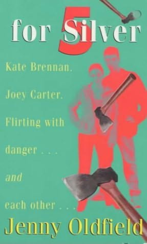 book cover of Five for Silver