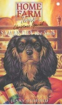 book cover of Samantha the Snob