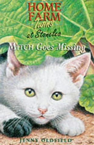 book cover of Mitch Goes Missing