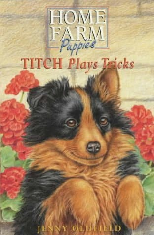 book cover of Titch Plays Tricks