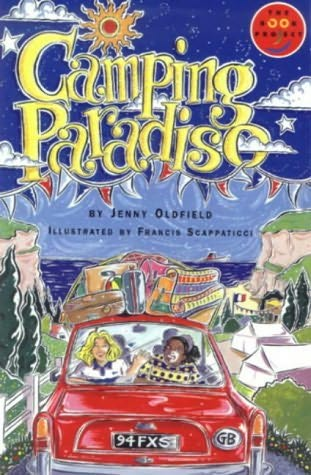 book cover of Camping Paradiso