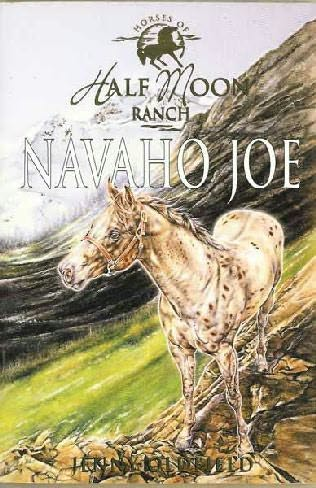 book cover of Horses of Half Moon Ranch