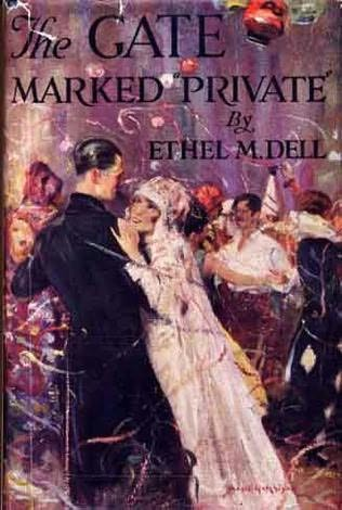 book cover of The Gate Marked Private