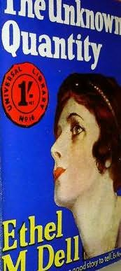 book cover of The Unknown Quantity