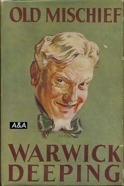 book cover of Old Mischief