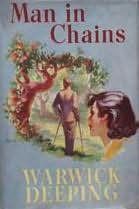 book cover of Man in Chains