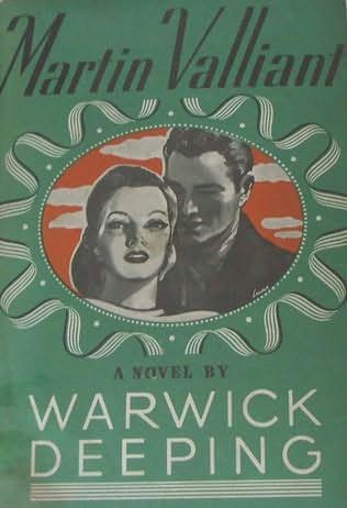 book cover of Martin Valliant