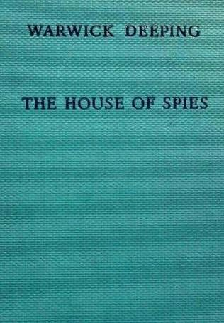 book cover of The House of Spies