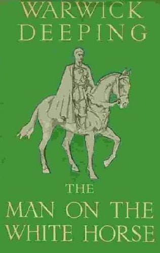 book cover of The Man on the White Horse