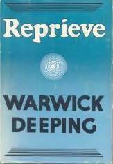 book cover of Reprieve