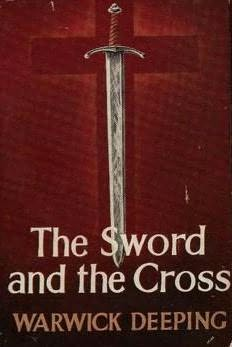 book cover of The Sword and the Cross