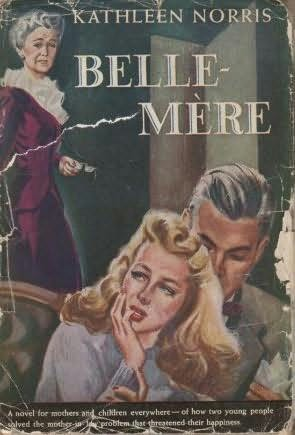 book cover of Belle-Mere