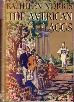 book cover of The American Flaggs