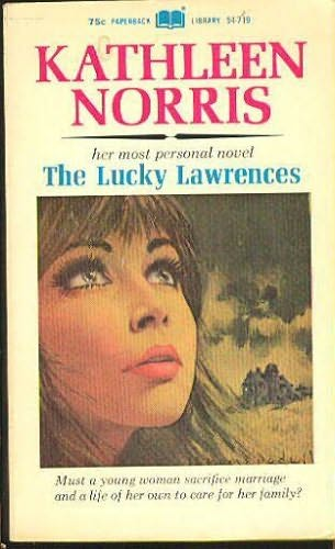 book cover of The Lucky Lawrences