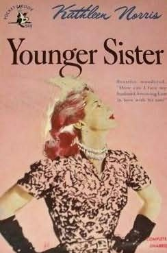 book cover of Younger Sister
