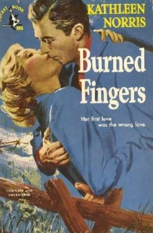 book cover of Burned Fingers