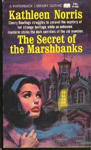 book cover of The Secret of the Marshbanks