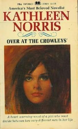 book cover of Over At the Crowleys\'