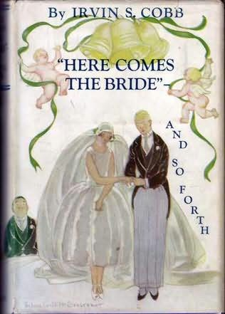 book cover of Here Comes the Bride