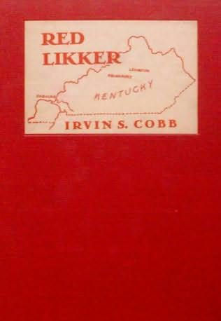 book cover of Red Likker