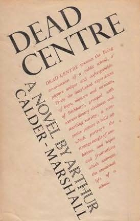 book cover of Dead Centre