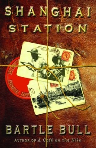 book cover of Shanghai Station