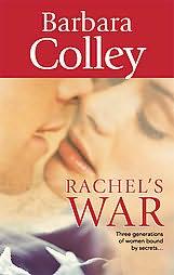 book cover of Rachel\'s War