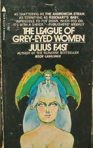 book cover of The League of Grey-Eyed Women
