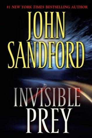 book cover of  Invisible Prey   (Lucas Davenport, book 17) by John Sandford