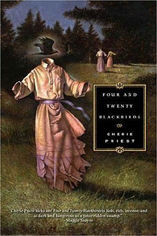 book cover of Four and Twenty Blackbirds