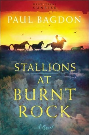 book cover of Stallions at Burnt Rock