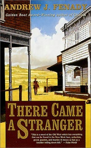 book cover of There Came a Stranger