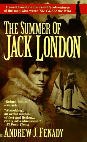 book cover of The Summer of Jack London