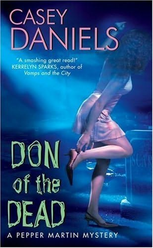 book cover of Don of the Dead