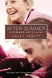 book cover of After Summer