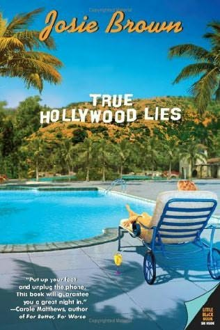 book cover of True Hollywood Lies