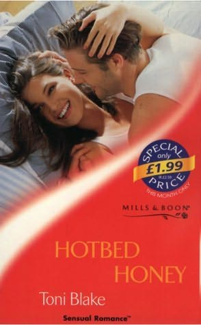 book cover of Hotbed Honey