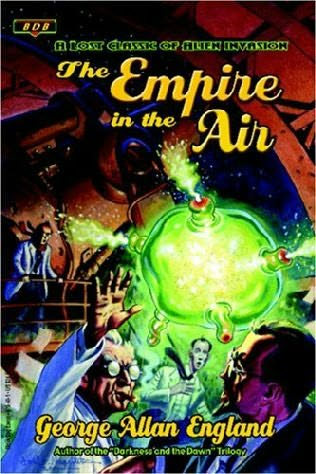 book cover of The Empire in the Air