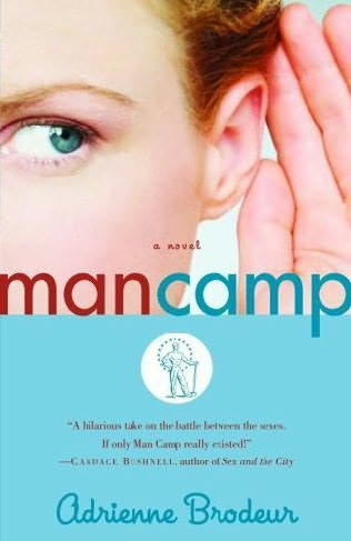book cover of Man Camp