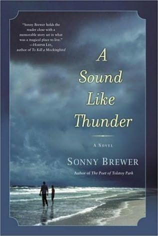 book cover of A Sound Like Thunder