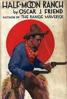 book cover of Half-Moon Ranch