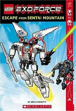 book cover of Escape from Sentai Mountain