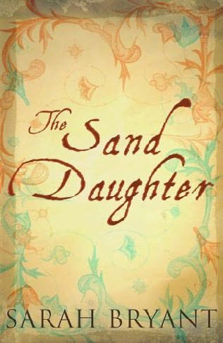 book cover of The Sand Daughter