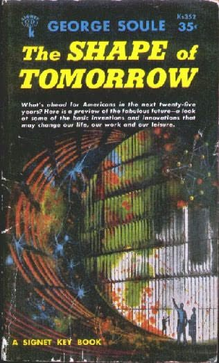 book cover of The Shape of Tomorrow