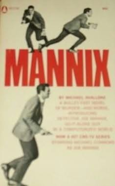 book cover of Mannix