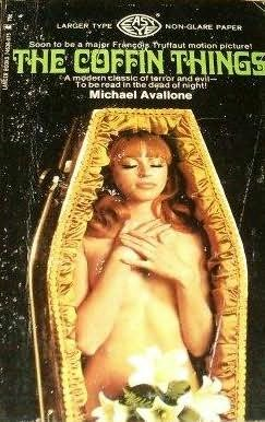 book cover of The Coffin Things