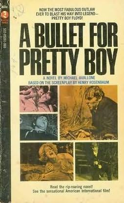 book cover of A Bullet for Pretty Boy