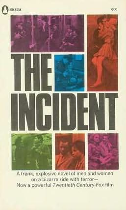 book cover of The Incident
