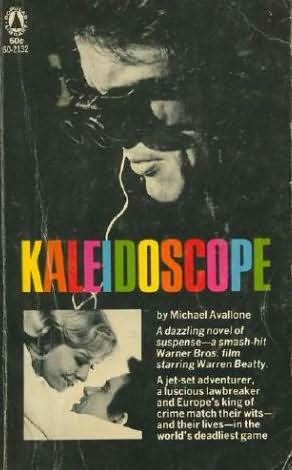 book cover of Kaleidoscope