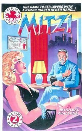 book cover of Mitzi